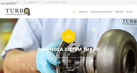 Creare site - Turbo9